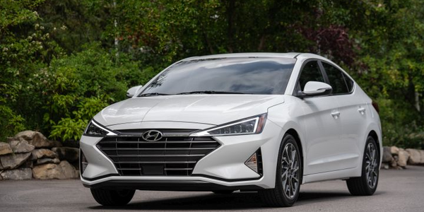 Hyundai's 2019 Elantra retails for $150 more than the outgoing model, and adds an array of...