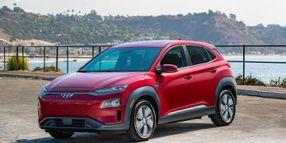 2019 Hyundai Kona Electric Provides 258 Miles