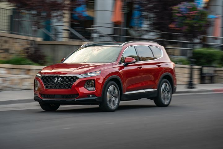Hyundai has recalled its 2019 Santa Fe for a possible defect involving the air bag mounting bolts.
