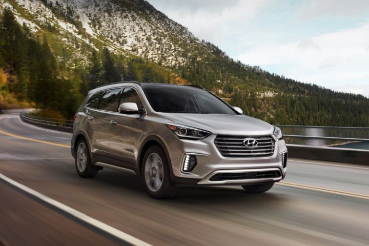 Hyundai will offer its 2019 Santa Fe XL three-row, midsize SUV for at least $31,830.