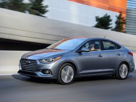 Hyundai's 2020 Accent Boosts Fuel Economy