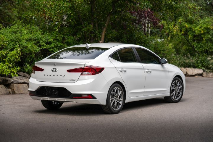 Hyundai has release pricing and details about its 2020 Elantra.  - Photo courtesy of Hyundai.