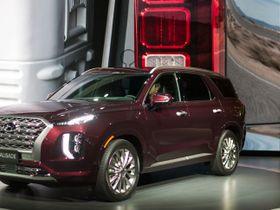 Hyundai Recalls 2020 Palisade for Air Bags