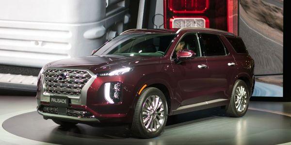 Hyundai is recalling its three-row Palisade SUV.