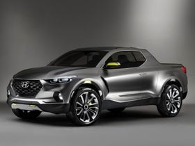 Hyundai to Build Santa Cruz Pickup in 2021