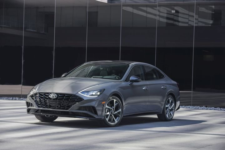 Hyundai has begun production of its eighth generation 2020 Sonata midsize sedan. - Photo courtesy of Hyundai.