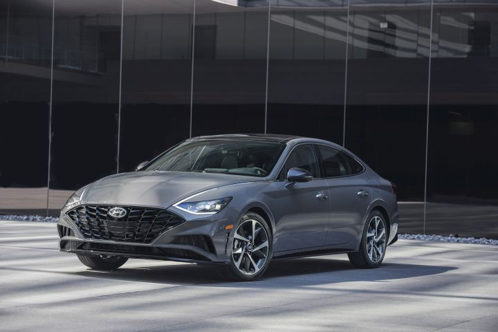 The 2020 Sonata, which is entering its eighth generation, is eligible for a $1,500 fleet incentive.