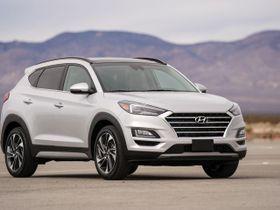 2019 Hyundai Tucson Attains Top Safety Pick+