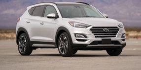 Hyundai Recalls Tucson SUVs Over Potential Fire Risks