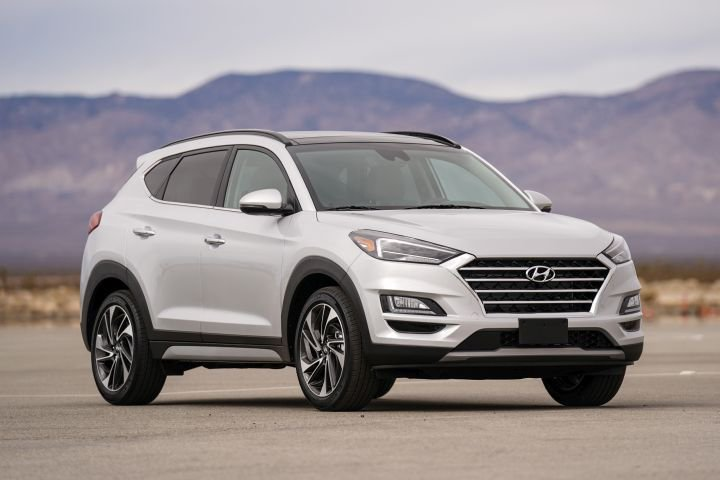 The 2019 Tucson has earned a Top Safety Pick+ from IIHS.  - Photo courtesy of Hyundai.