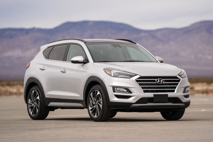The 2019 Tucson has earned a Top Safety Pick+ from IIHS.