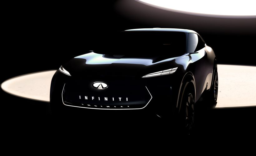 Infiniti Developing Electric Crossover