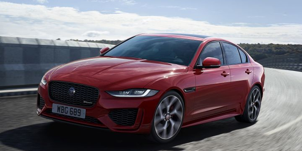 Jaguar is refreshing its XE entry-level sedan for 2020, and will offer a $2,500 corporate...