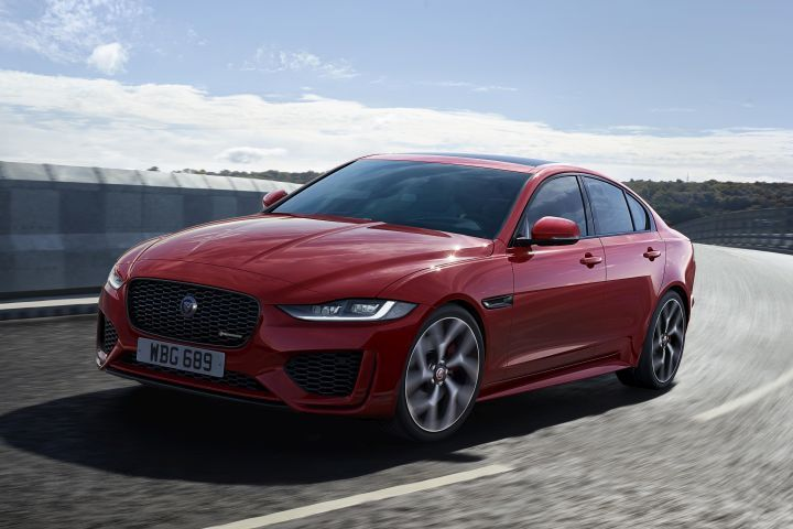 Jaguar is refreshing its 2020 XE to make it a more appealing choice among entry luxury sedans.