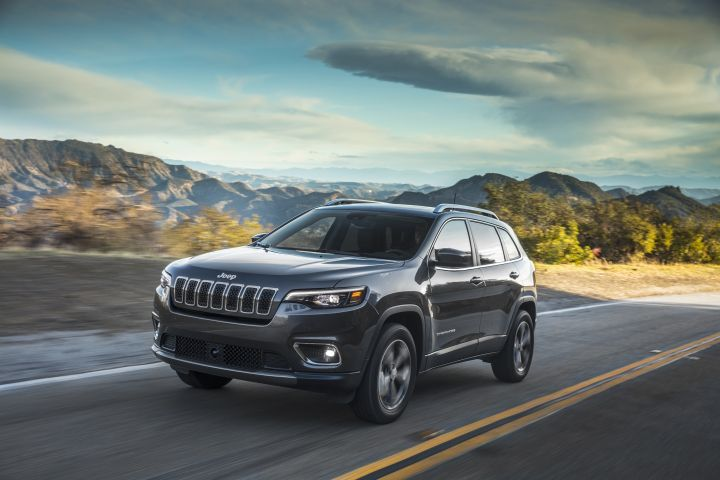 FCA is recalling its 2019 Jeep Cherokee for improper transmission calibration.  - Photo courtesy of FCA.