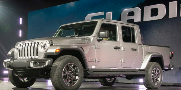 The 2020 Jeep Gladiator will compete against a crop of other midsize pickups in one of the...