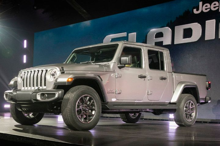 The 2020 Jeep Gladiator will compete against a crop of other midsize pickups in one of the industry's most competitive segments.