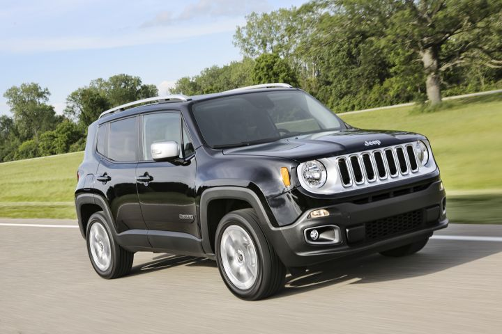 FCA has recalled its 2017-2018 Jeep Renegade for a fuel pump defect.
