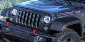 Plug-in Hybrid Jeep Wrangler Set for 2020