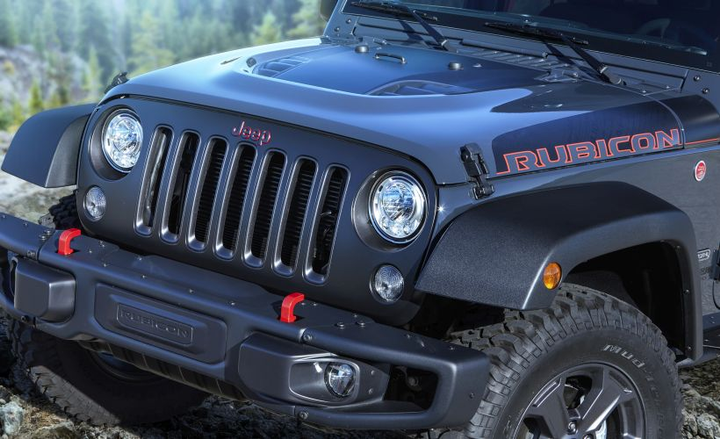The Jeep Wrangler retains the most value after five years of ownership, according to a new analysis.  - Photo courtesy of FCA.