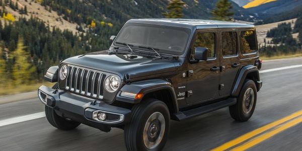 FCA has recalled the 2018 and 2019 Wrangler for a possible steering defect.