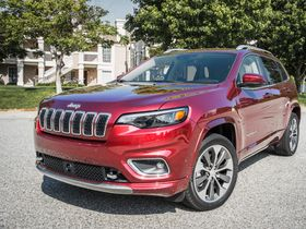 2019 Jeep Cherokee Recalled for Air Bag Issue