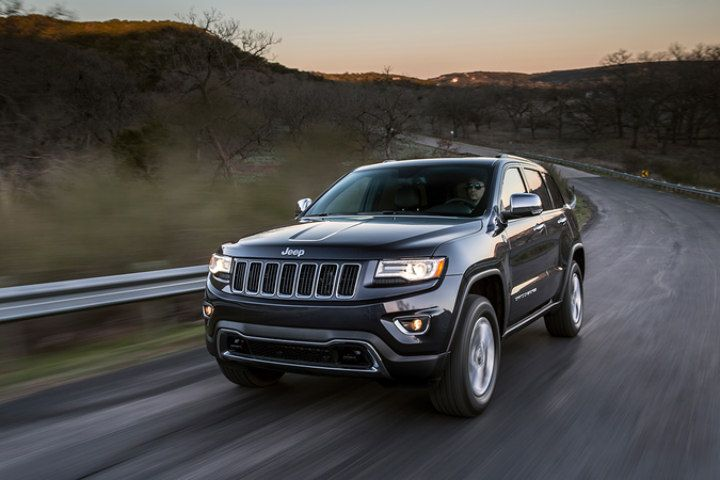 FCA has settled claims arising from its diesel-powered Jeep Grand Cherokee (shown) and Ram 1500 from the 2014 to 2016 model years.