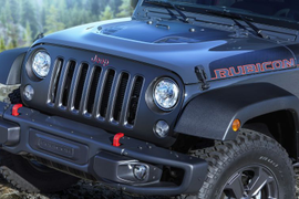 Jeep Wranglers Recalled for Seatbelt Issue