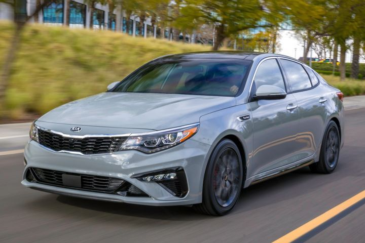 Kia has announced fleet incentives for five of its 2019 models.