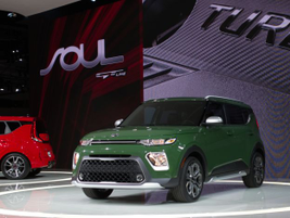 The 2020 Kia Soul will come in six trims:LX, S, X-Line (shown), GT-Line, EX, and EX Designer...