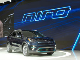 The Niro was first released in 2016 as a hybrid, then in 2017, a plug-in hybrid version was...
