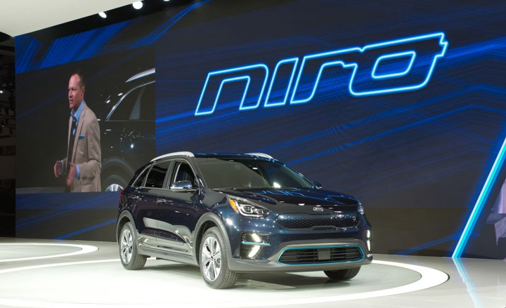The Niro was first released in 2016 as a hybrid, then in 2017, a plug-in hybrid version was released. The 2019 Kia Niro is now being offerred with a fully electric powertrain. 