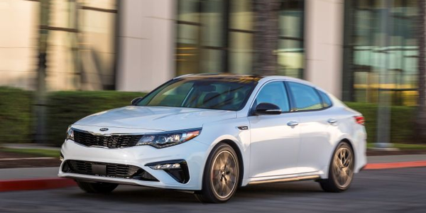 Kia has announced 2019-MY commercial fleet incentives for nine vehicles, including the Optima...