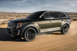 2020 Telluride Three-Row SUV Is Largest Kia Ever