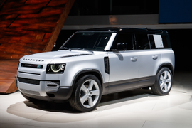 Land Rover Reintroduces Defender to U.S. Buyers