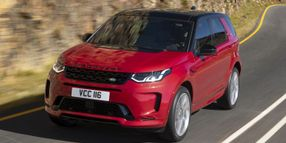 Land Rover's Discovery Sport Adds Mild Hybrid for 2020