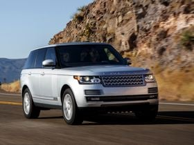 2018 Range Rover SUVs Recalled for Backup Camera