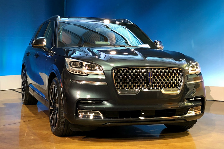 Lincoln To Offer 3 Row 2020 Aviator Alongside Mkt Vehicle Research