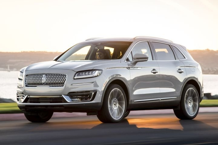 Ford is recalling 2019 Lincoln Nautilus SUVs equipped with lane-centering assist and adaptive front steering because they may not adequately detect if a driver has hands off the steering wheel.  - Photo courtesy of Ford/Lincoln.