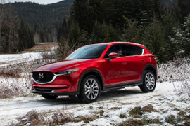 Mazda Recalls Three Models for Engine Software