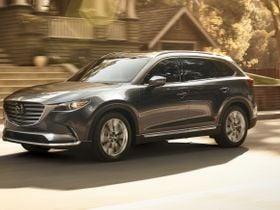 Mazda's 2019 CX-9 Nabs Highest IIHS Safety Award