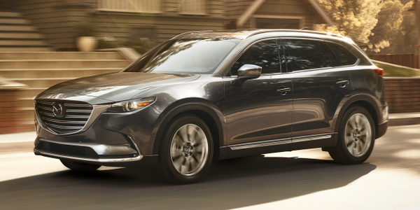 The 2019 Mazda CX-9 has retained its Top Safety Pick+ status with the IIHS.