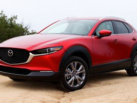 The 2020 Mazda CX-30 will have a starting MSRP of $21,900.