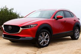 2020 Mazda CX-30 Captures Top Safety Pick Award