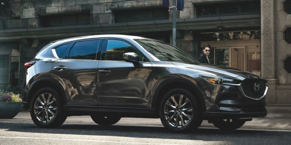 Mazda's 2019 CX-5 powered by a 2.2L turbodiesel went on sale with its debut at the New York auto...