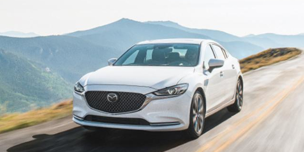 The 2020 Mazda6 will be arriving at dealer lots in the coming weeks.
