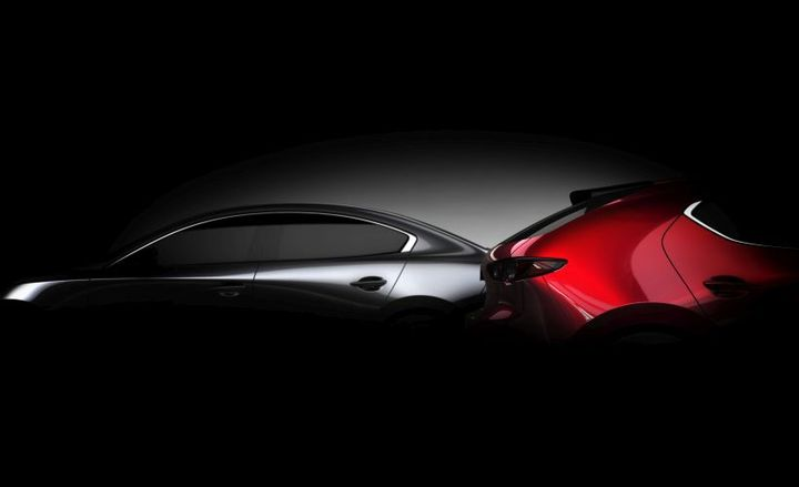 Mazda will debut its fourth-generation 2019 Mazda3 ahead of the L.A. Auto Show.