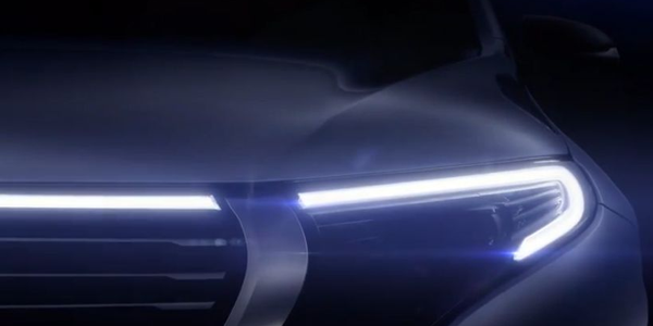 Mercedes-Benz will introduce its EQ C electric crossover on Sept. 4.