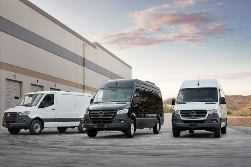 Mercedes-Benz Prices 2019 Sprinter
