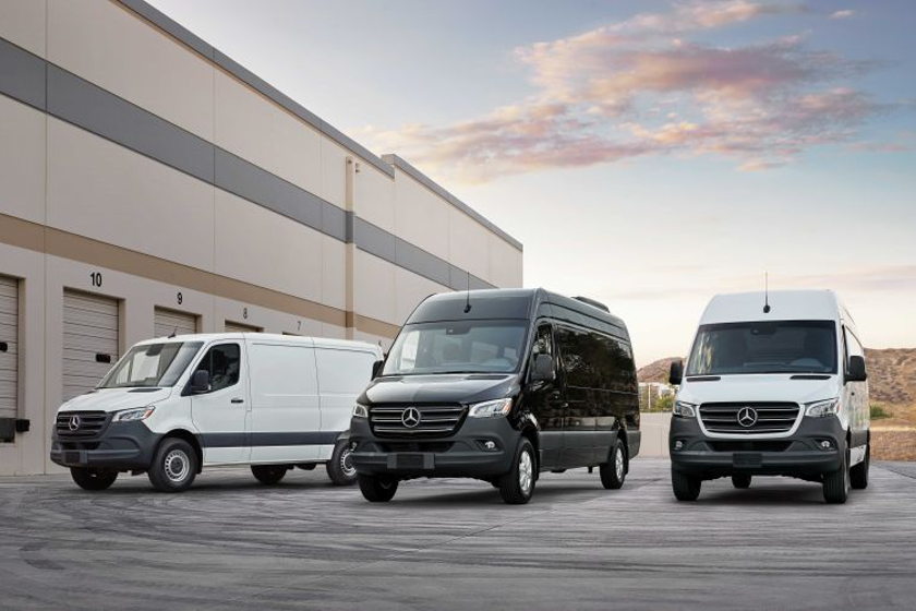 Mercedes-Benz has announced pricing for its 2019 Sprinter van.